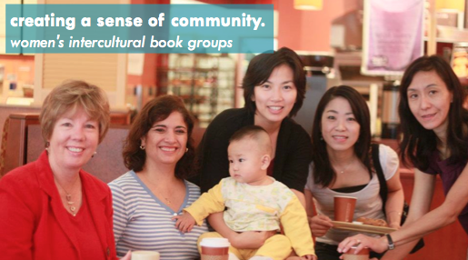 Women's Intercultural Book Group_CentreGives Ad