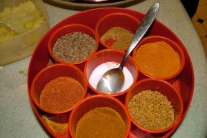PoP: HED - spices from Nepal