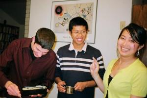 PoP: HED - happy chef & crew