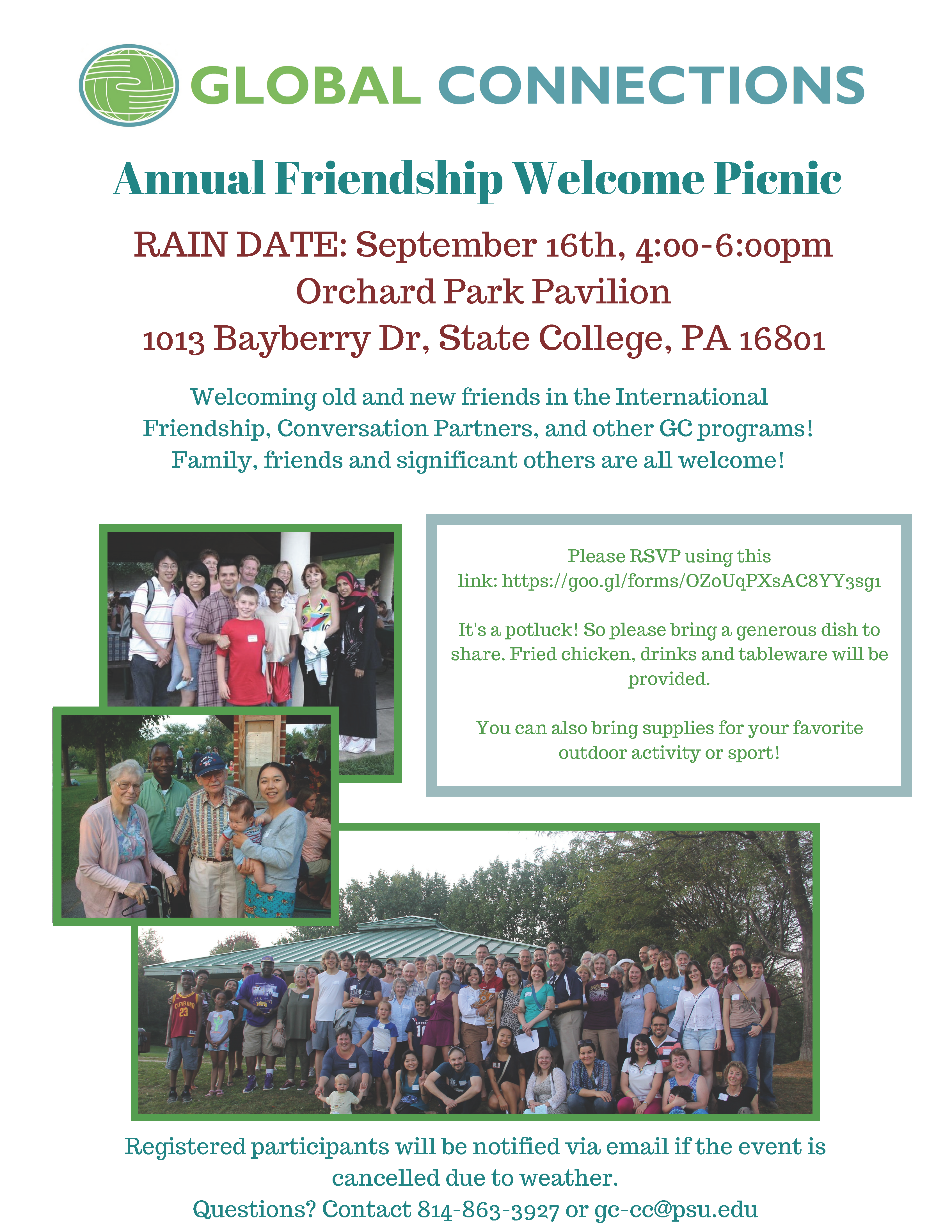 Annual Friendship Welcome Picnic 2018 (2)