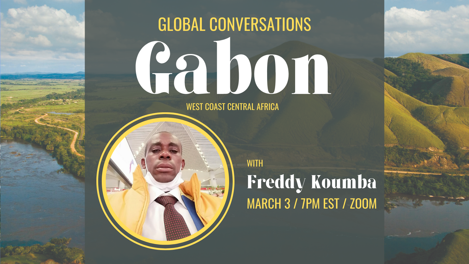 Global Conversations: Gabon
