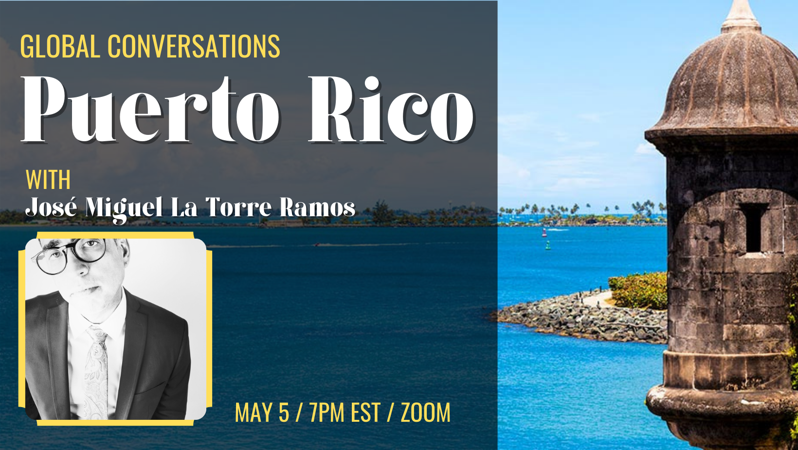 Global Conversations: Puerto Rico