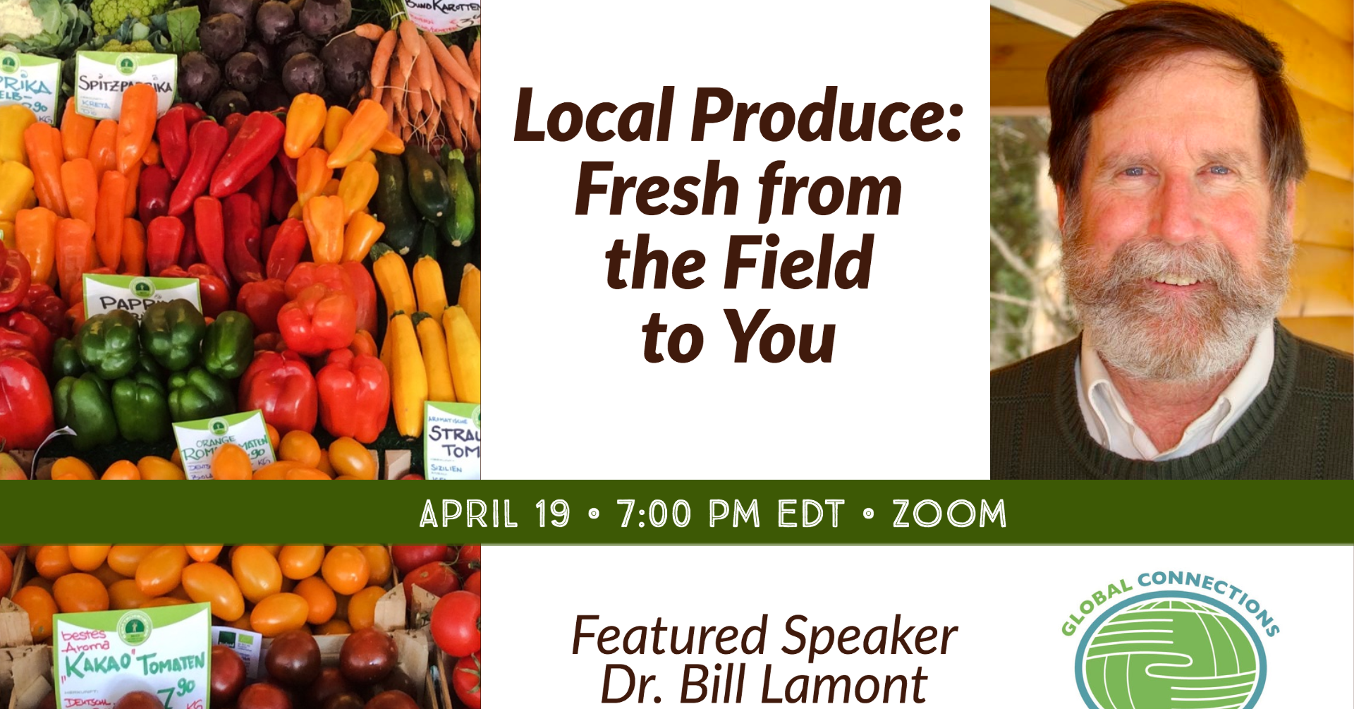 Keystone Culture: Local Produce: Fresh from the Field to You